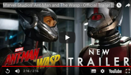 Video: Ant-Man And The Wasp rompe récord de taquilla en EU y Canadá